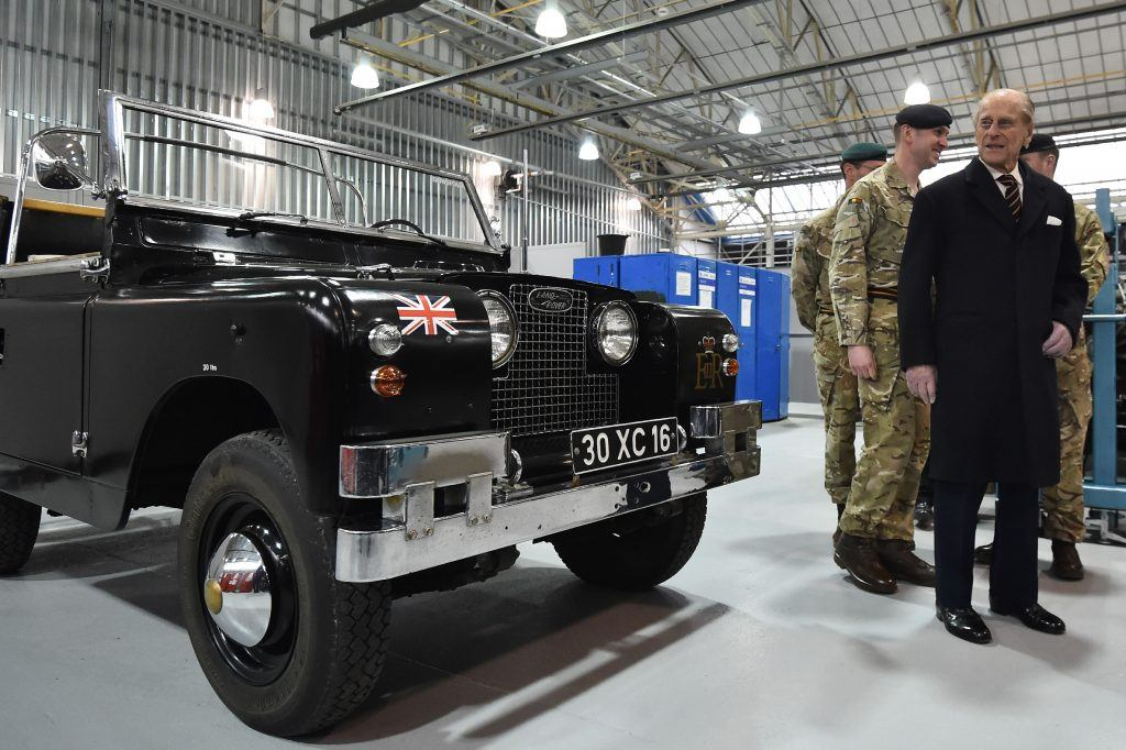1953 Land Rover Series I