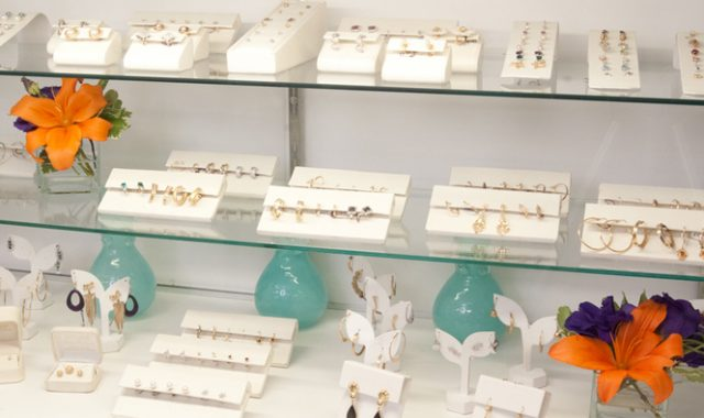 jewelry department at Unclaimed Baggage Center