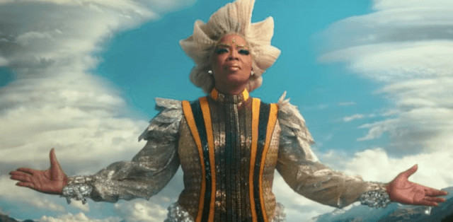 Oprah Winfrey in 'A Wrinkle of Time'.
