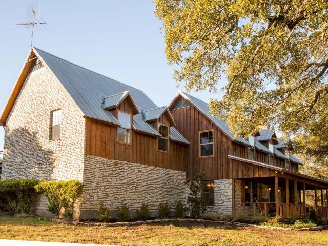 A home on HGTV's 'Fixer Upper'