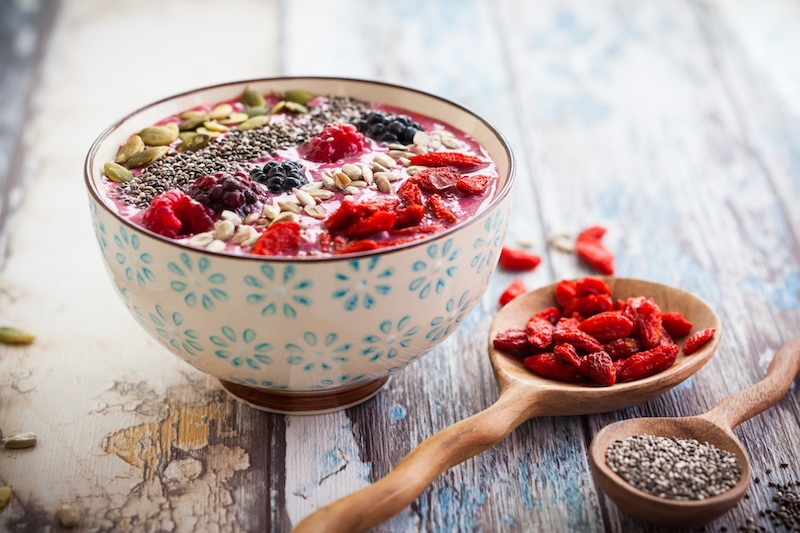 A-smoothie-bowl-packed-with-nutrients