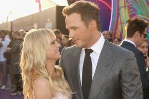 Anna Faris and Chris Pratt Are In a Really Good Place