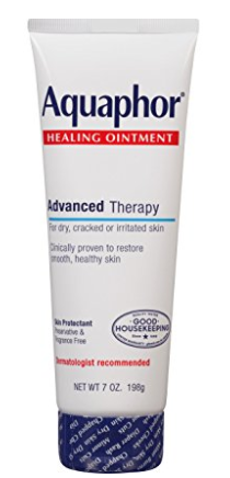 Cult-Favorite Beauty Products Amazon Aquaphor Advanced Therapy Healing Ointment Skin Protectant