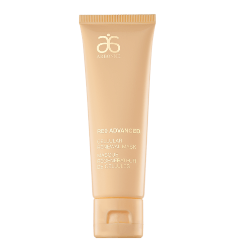 Anti-Aging Face Masks Arbonne RE9 Advanced Cellular Renewal Mask