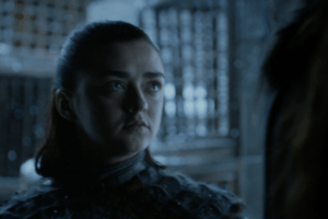 'Game of Thrones' Director Says the Arya and Sansa Storyline Will End in Violence