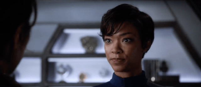Star Trek: Discovery': Here's the Deal With Michael Burnham's Parents