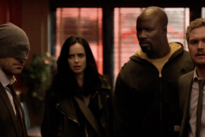 Here's How Many People Nielsen Says Watch 'The Defenders,' 'House of Cards,' and 'Fuller House'