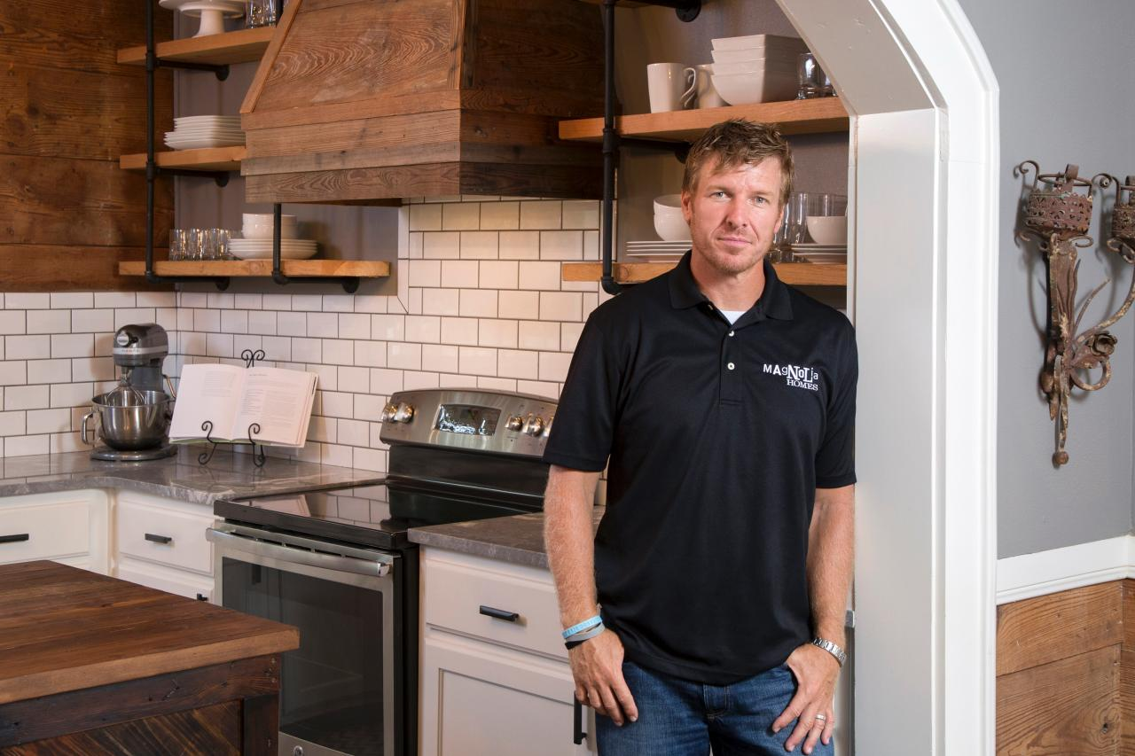 Chip Gaines on HGTV's 'Fixer Upper'