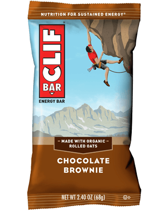 Healthy Snacks That are Total Scams Clif Bars