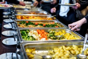 The Most Disgusting Things About an All-You-Can-Eat Buffet