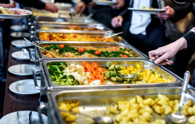 Cuisine Culinary Buffet Dinner Catering Dining Food Celebration