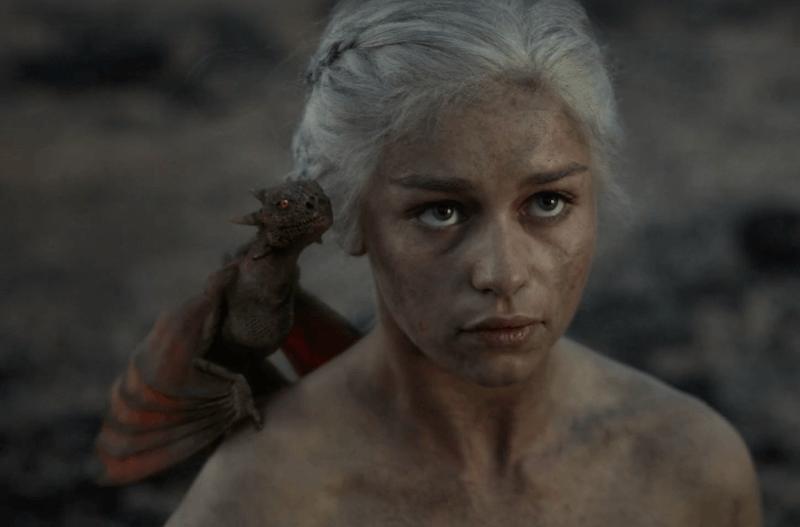DaenerysTargaryen on Game of Thrones