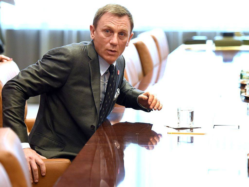 Daniel Craig at United Nations