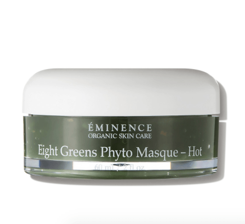 Skin Care Products for Menopause Eminence Organic Skin Care Eight Greens Phyto Masque