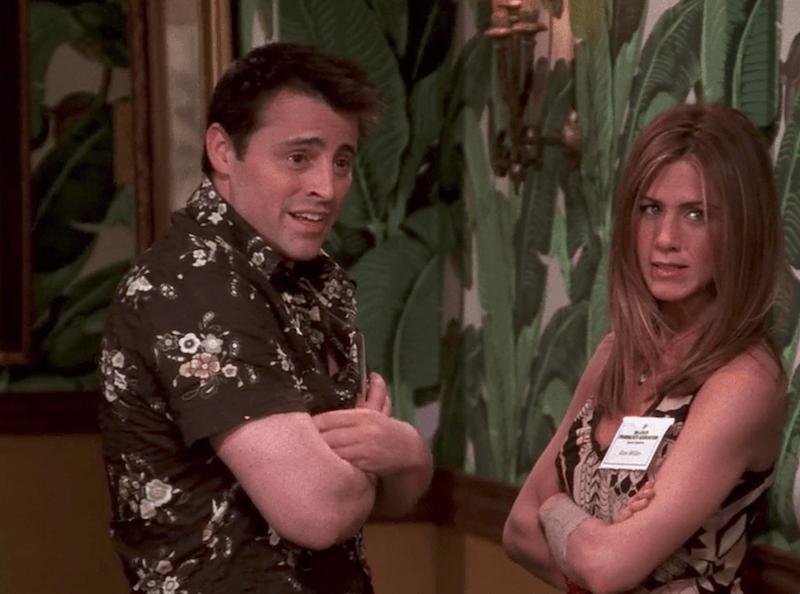 Joey on Friends