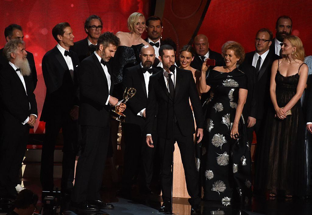 Game of Thrones Receives Emmy