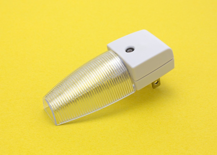 A new generic LED night light that turns on automatically