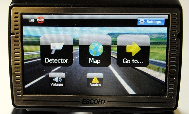 LAS VEGAS, NV - JANUARY 07: The Passport iQ by Escort, the world's first integrated radar detector and 3-D GPS navigation unit, is displayed at the 2011 International Consumer Electronics Show at the Las Vegas Convention Center January 7, 2011 in Las Vegas, Nevada. The USD 649 device features a five-inch color touch screen, voice-guided navigation and protects against both radar and laser detection, alerts for speed traps and has a database of red light camera locations in North America updated weekly. CES, the world's largest annual consumer technology trade show, runs through January 9 and is expected to feature 2,700 exhibitors showing off their latest products and services to about 126,000 attendees.
