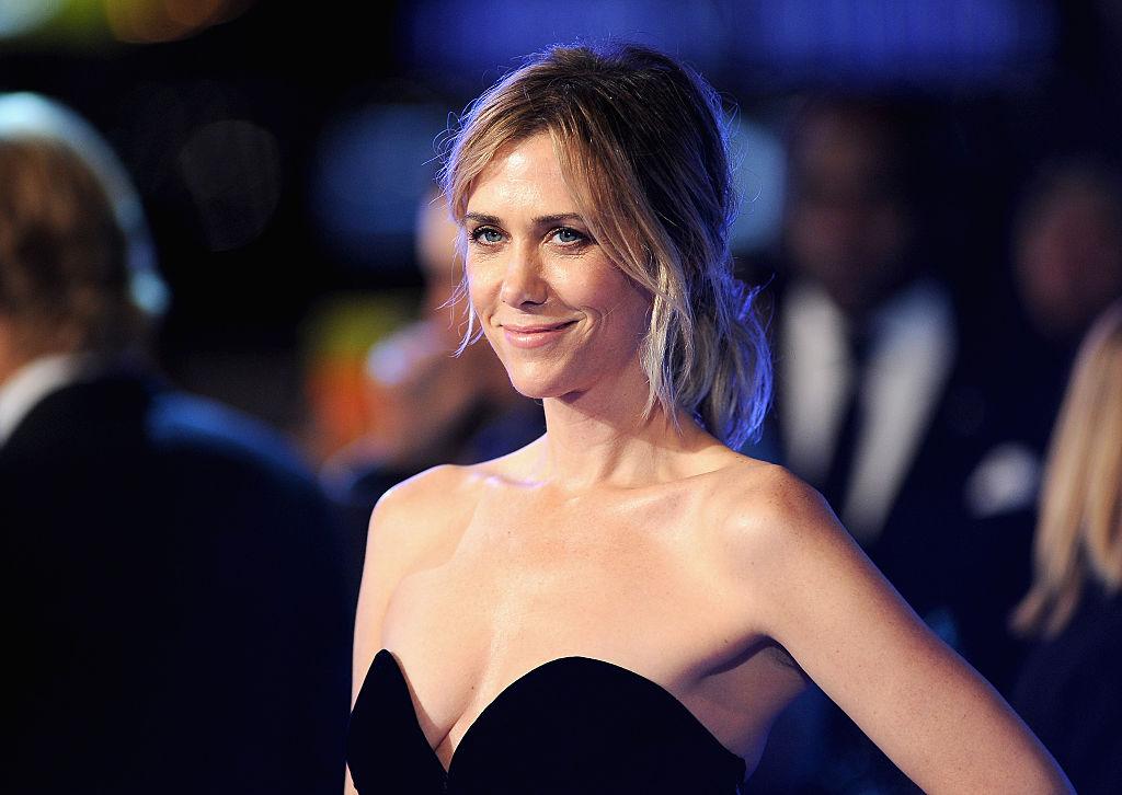 Kristen Wiig at a screening of Zoolander 2