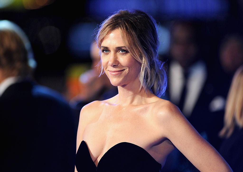 Kristen Wiig at a screening of Zoolander 2