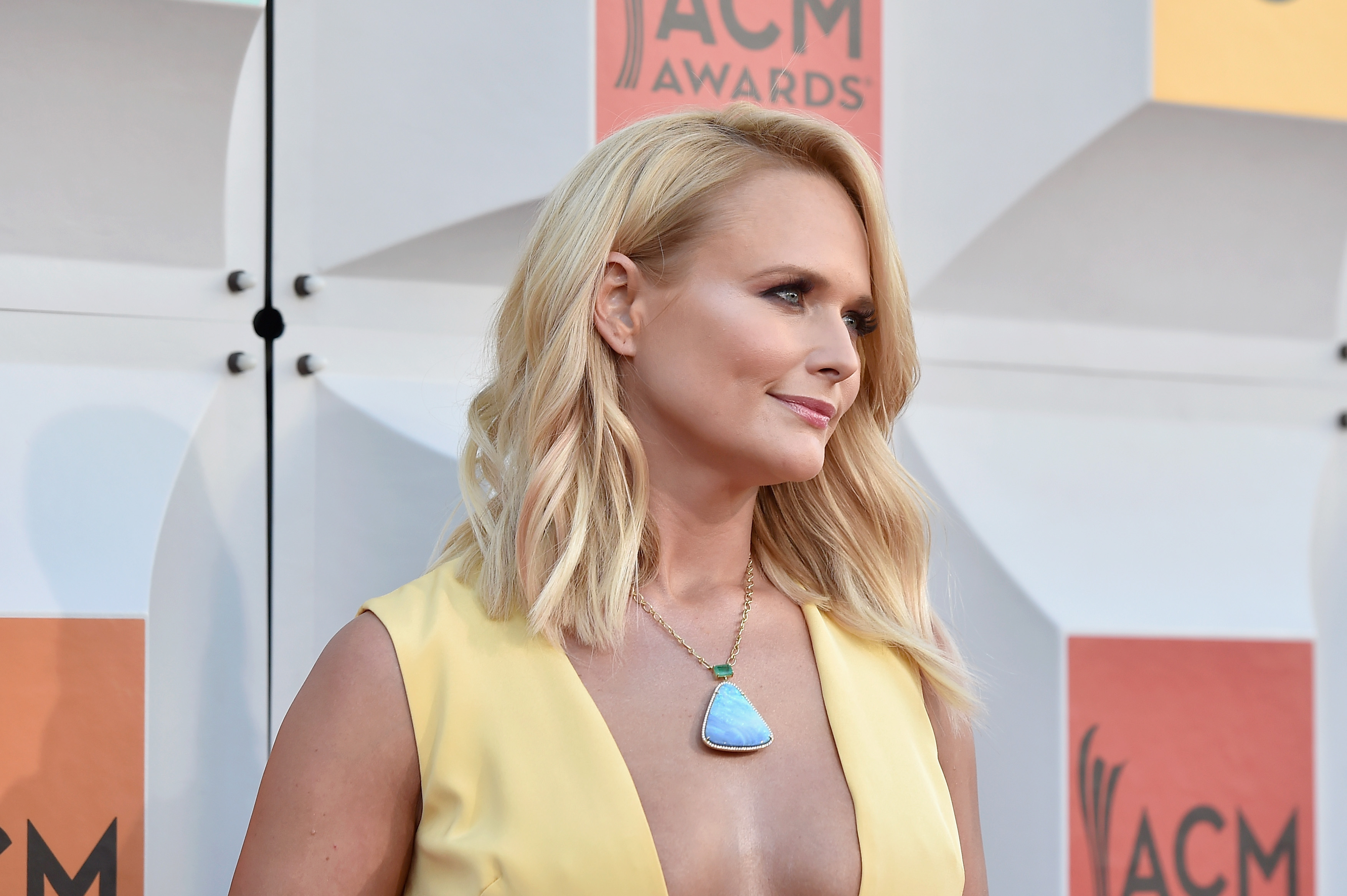 Recording artist Miranda Lambert attends the 51st Academy of Country Music Awards at MGM Grand Garden Arena