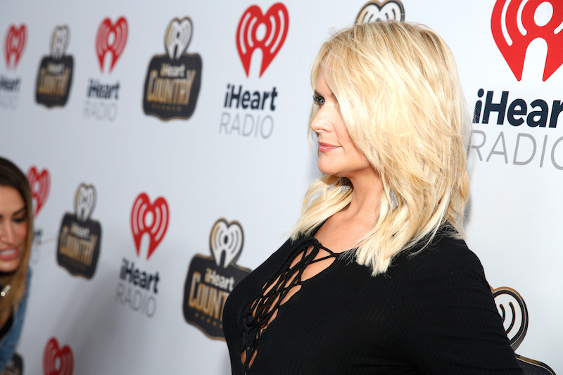 Singer Miranda Lambert attends the 2016 iHeartCountry Festival at The Frank Erwin Center on April 30, 2016