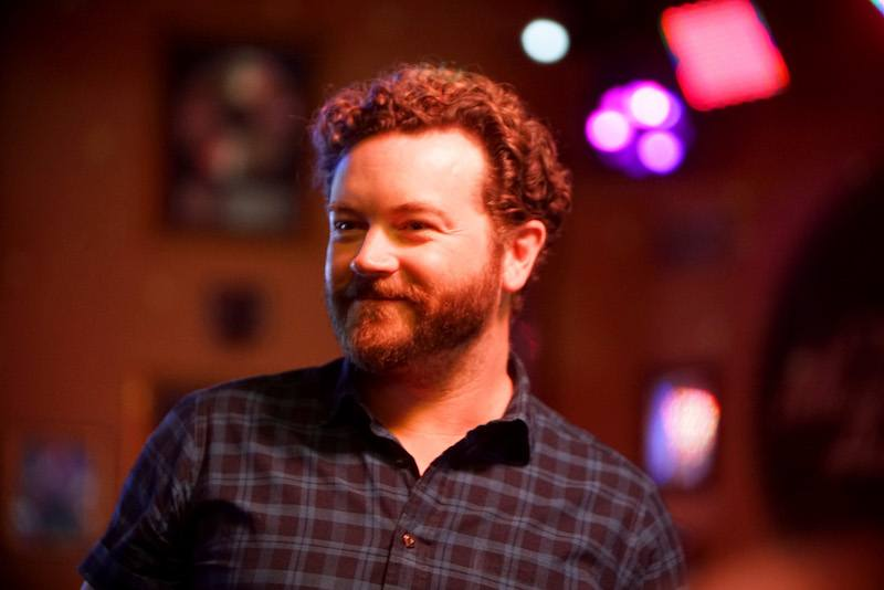 "Danny Masterson speaks during a Launch Event for Netflix ""The Ranch: Part 3"""