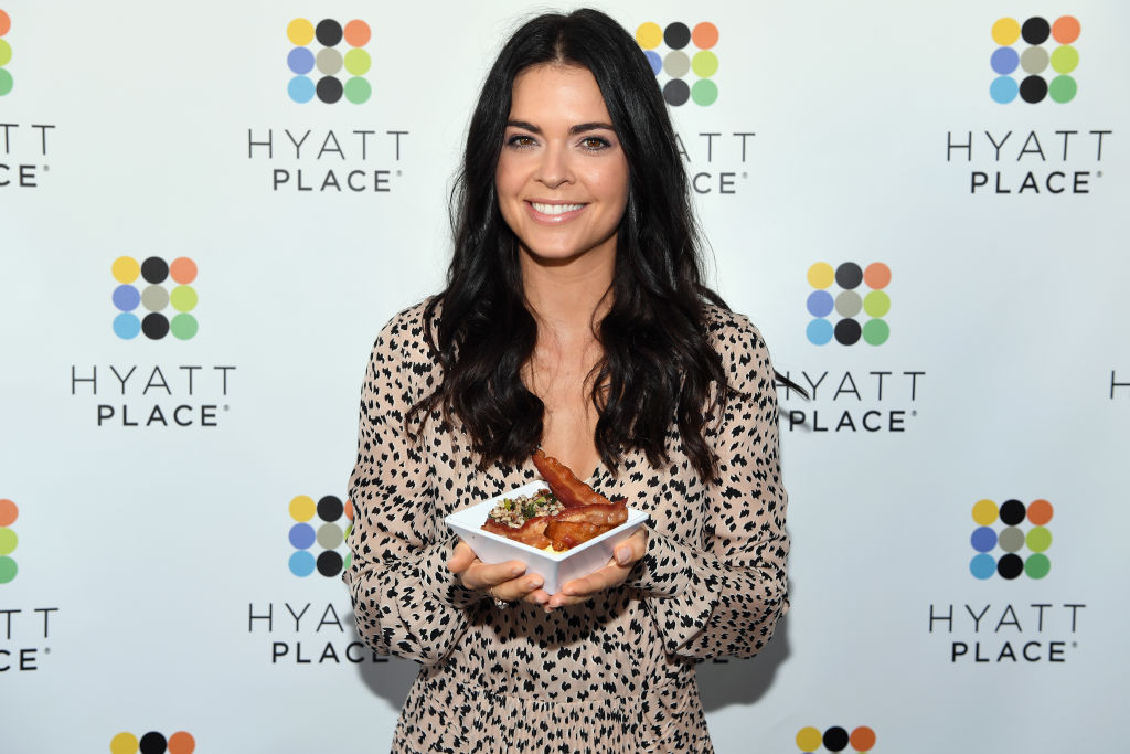 Chef Katie Lee launches the new Hyatt Place Build Your Own Breakfast Bowls and Greek Yogurt Parfaits