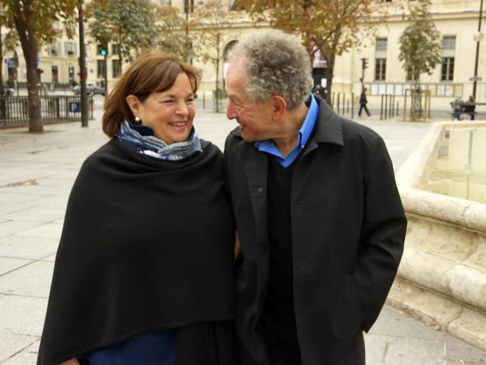Ina Garten and husband Jeffrey