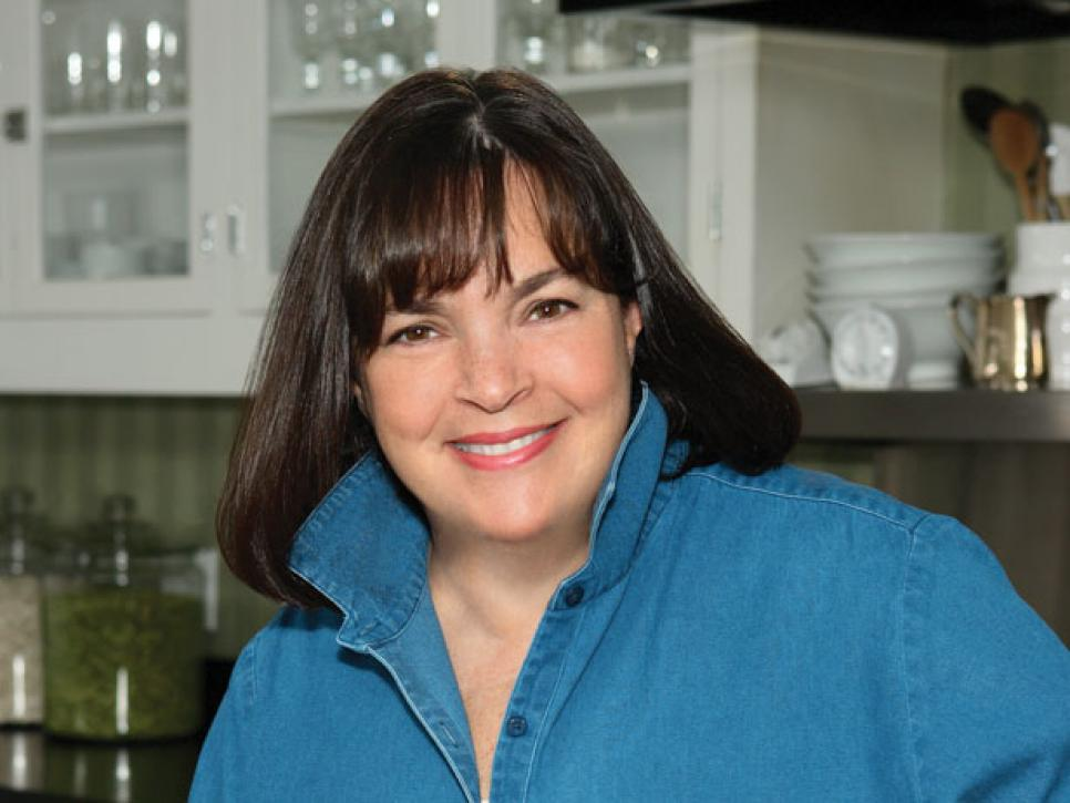 Ina Garten on the Food Network's 'The Barefoot Contessa'