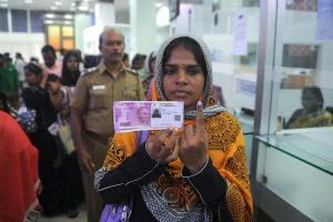 What Happened When 1 Country Banned Cash Overnight
