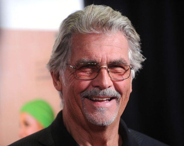 James Brolin smiles and wears glasses at the premiere of 'Sisters' in New York City.