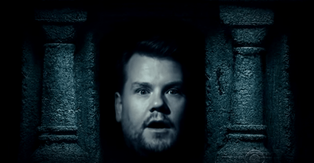 James Corden Game of Thrones parody