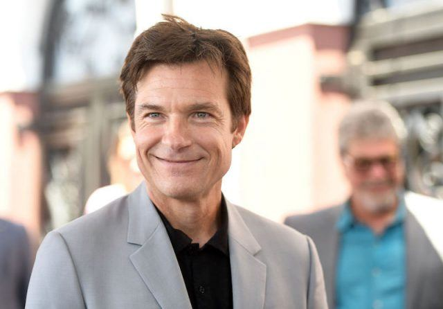 Jason Bateman smiles while attending The Hollywood Walk of Fame Star Ceremony.