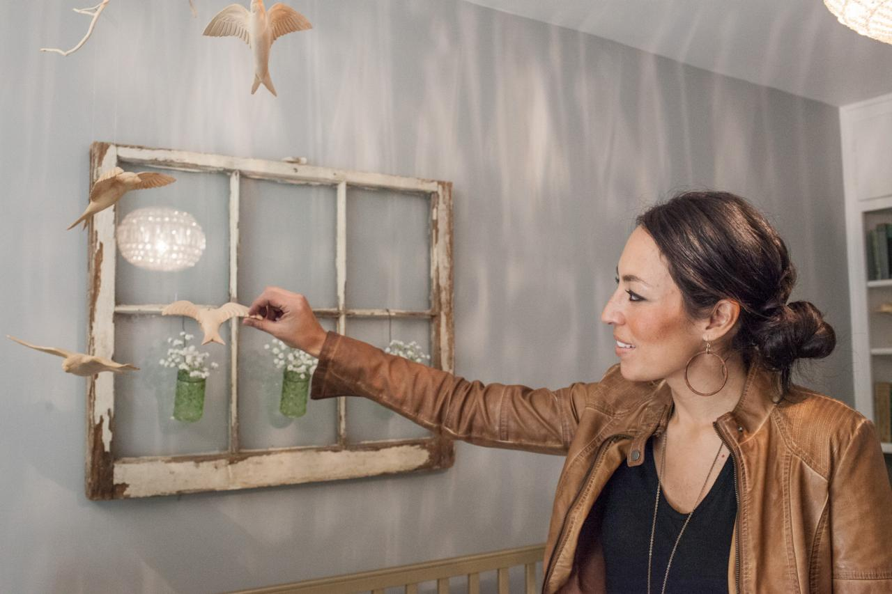 Joanna Gaines on HGTV's 'Fixer Upper'