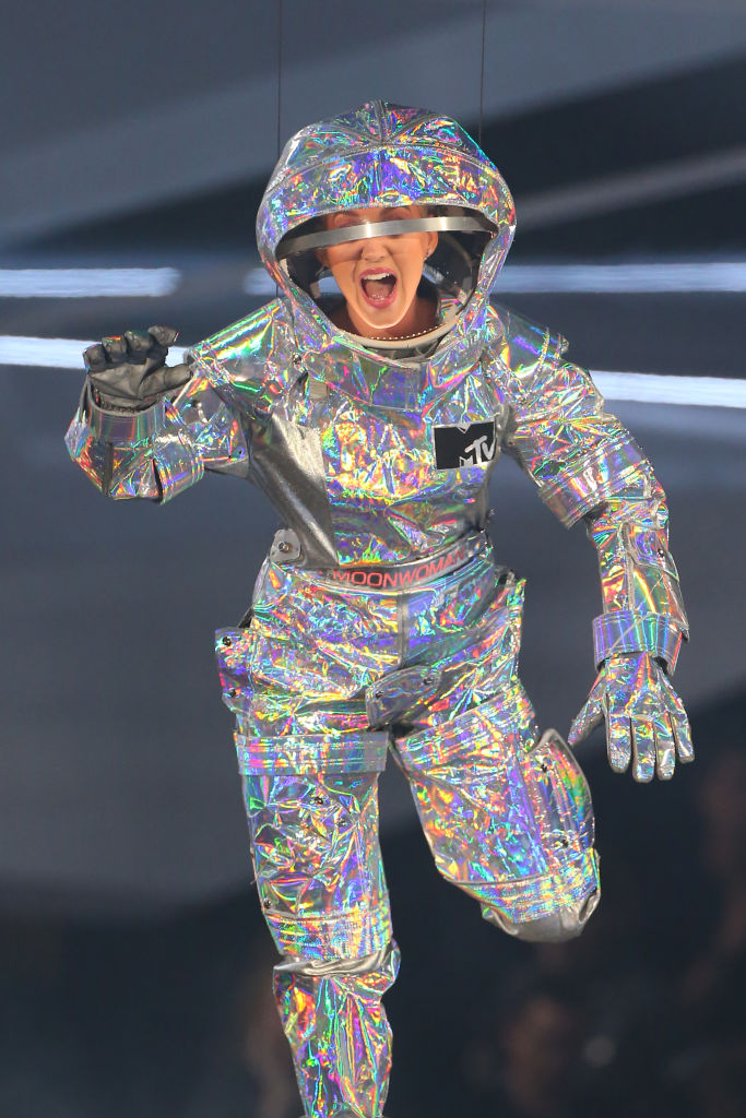 Katy Perry hosts the MTV Video Music Awards