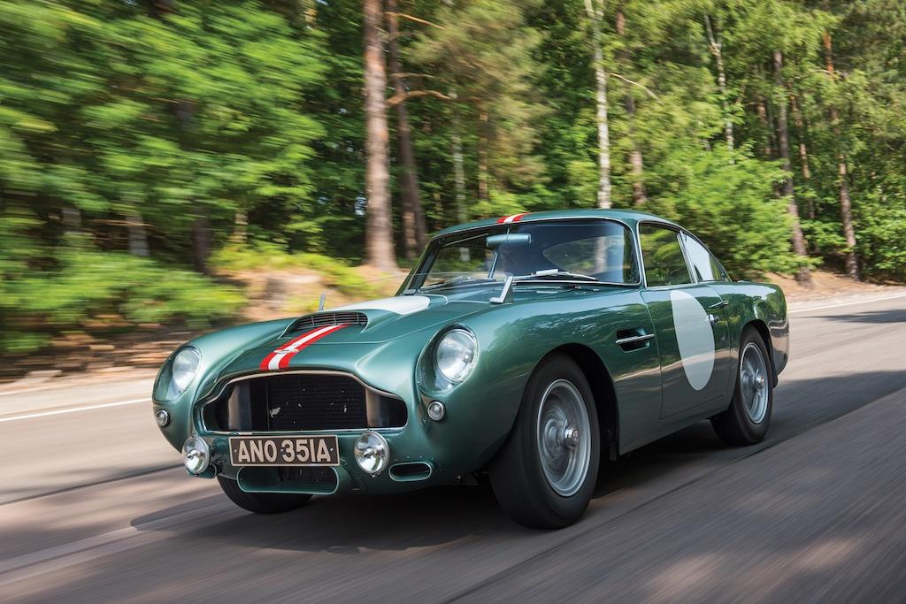 1959 Aston Martin DB4 GT Prototype