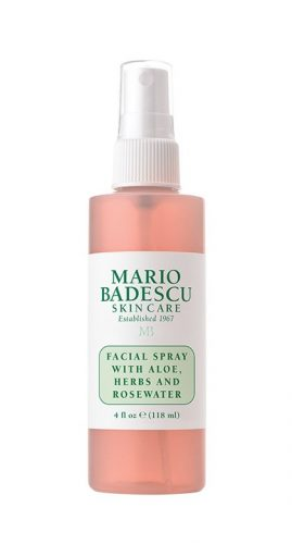 Cult-Favorite Beauty Products Amazon Mario Badescu Rosewater Facial Spray