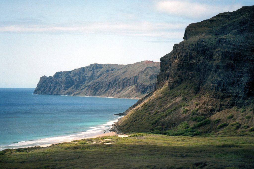 Cliffs of Niihau
