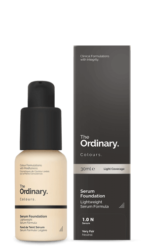 Budget-Friendly Makeup The Ordinary