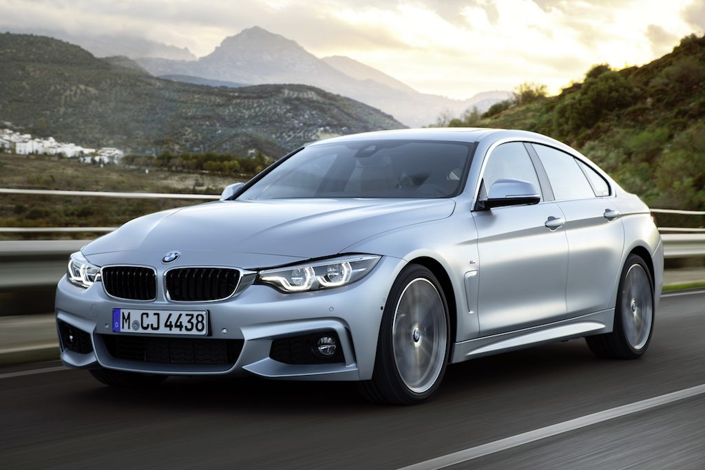 2017 BMW 4-Series Gran Coupe