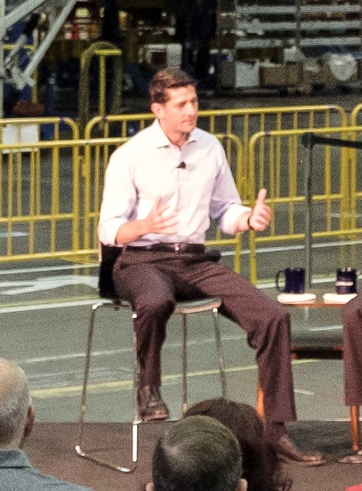 Paul Ryan speaks