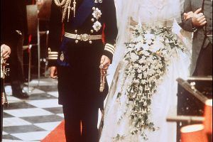 Watch Princess Diana's Restored Wedding Video
