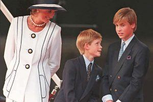 The Sweet Love Advice Princess Diana Once Gave Prince William and Prince Harry