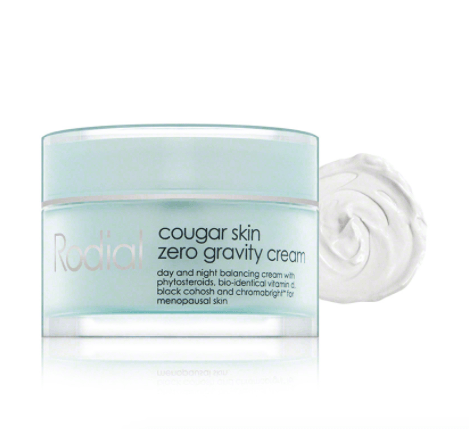 Skin Care Products for Menopause Rodial Cougar Skin Zero Gravity Cream