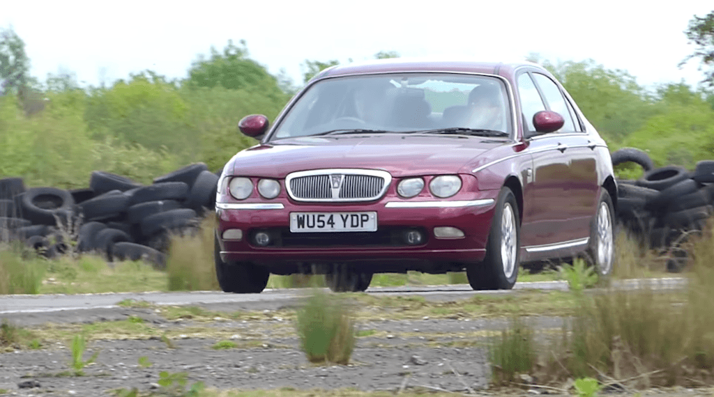 2003 Rover 75