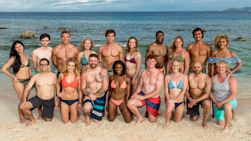 Season 35 of 'Survivor'