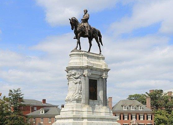 Statue of General Robert E. Lee
