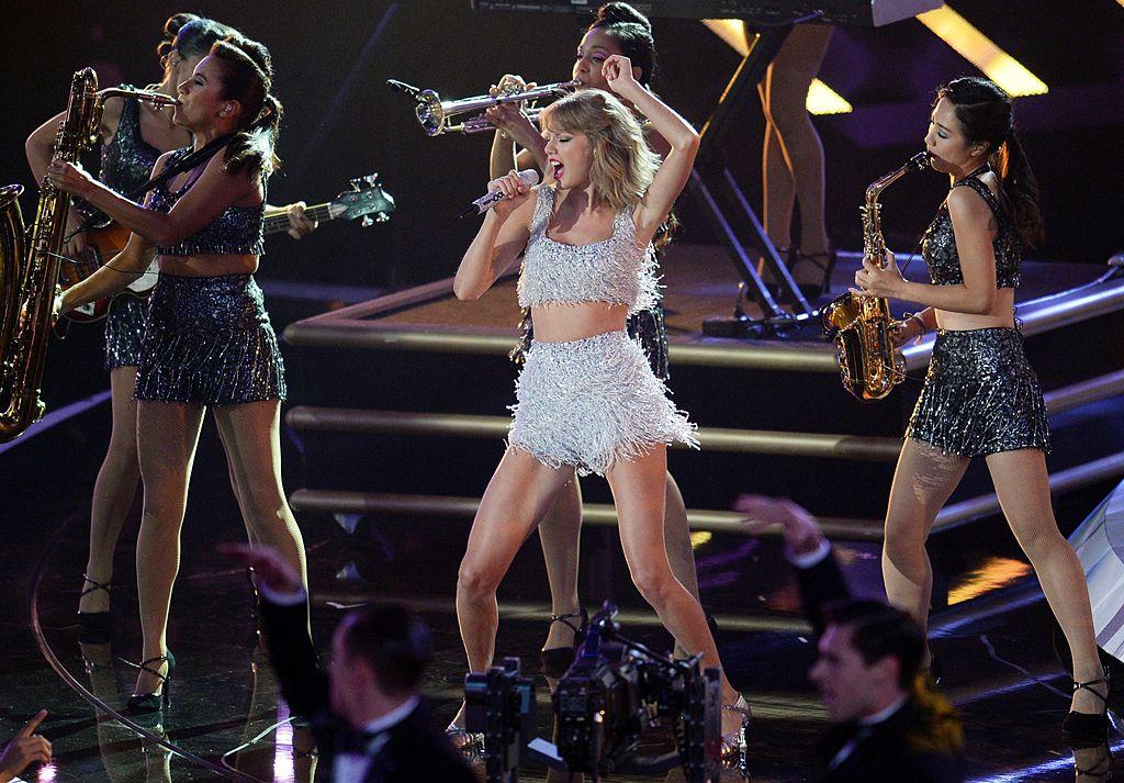 Taylor Swift at the VMAs