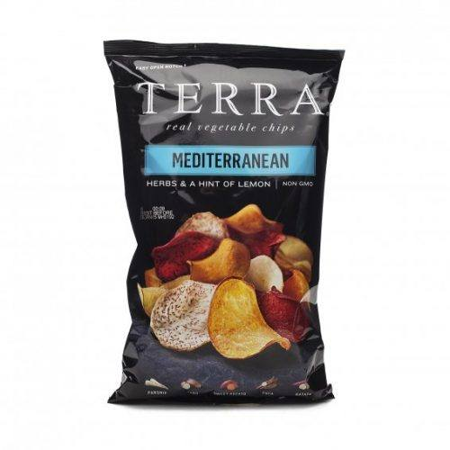 Healthy Snacks That Are Total Scams Terra Vegetable Chips